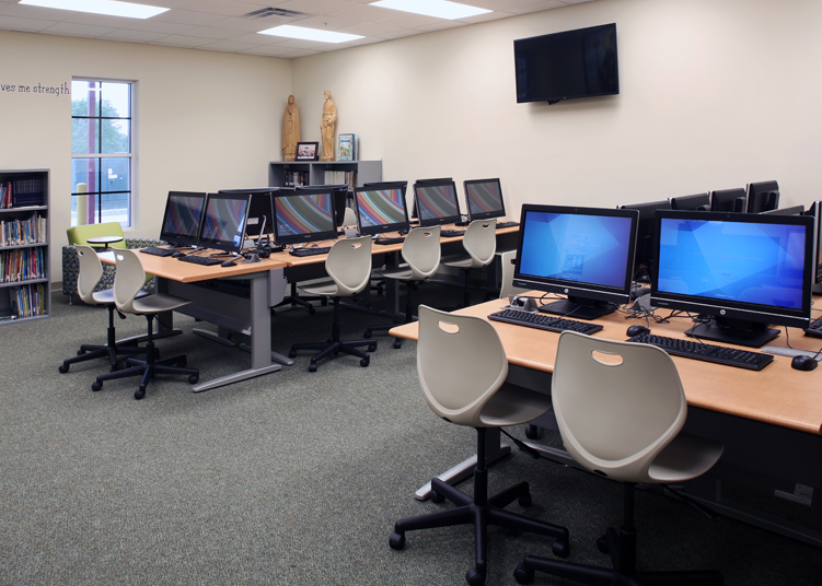 st patricks school computer lab-web